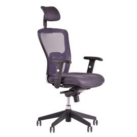 Kancelářská židle DIKE SP s podhlavníkem