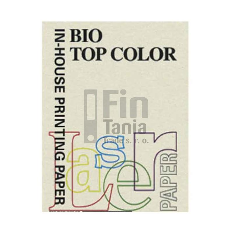 Kancelářský papír barevný BIOTOP COLOR, A4/80g, šedá, č.GR33 !DOPRODEJ! 010106200