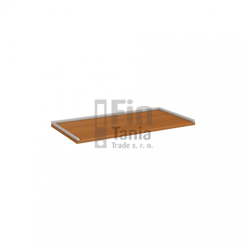Kuchyňská pracovní deska HOBIS DEP 390, Barva pohledu Ořech Office Pro 099150900