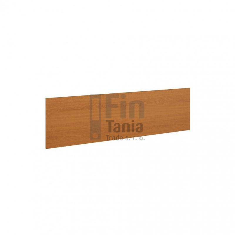 Kuchyňská deska zadní HOBIS DEZ 120 obkladová, Barva korpusu Ořech Office Pro 099190800