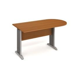 Psací stůl kancelářský Hobis Cross CP 1600 1 jednací