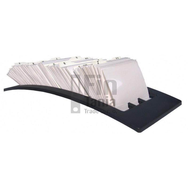 Vizitník ROTACARD LC 250 lineární, bordó 020801400