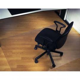 podložka pod židli POLYKARBO 120 x 120 cm na hladkou podlahu