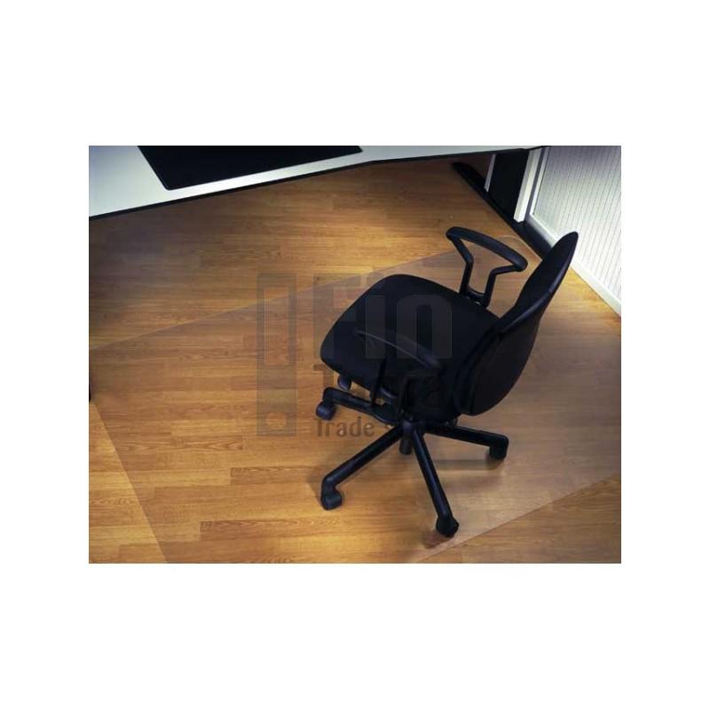 podložka pod židli POLYKARBO 120 x 120 cm na hladkou podlahu POLYKARBO 073707600 podložka pod židli