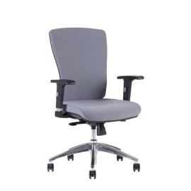 Kancelářská židle HALIA Chrom BP, bez podhlavníku, 3 barvy židle