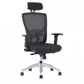Kancelářská židle HALIA MESH s podhlavníkem (3 barvy)