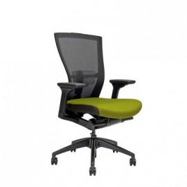 Kancelářská židle MERENS BP, bez podhlavníku, 5 barev potahů sedáku