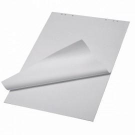 Blok flipchart, bílý, 68 x 93 cm, 80g, 20 listů