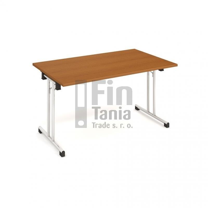 Konfereční stůl skládací SKL 1400 - 140 x 80, Barva Šedá Office Pro 054001300 Psací stoly