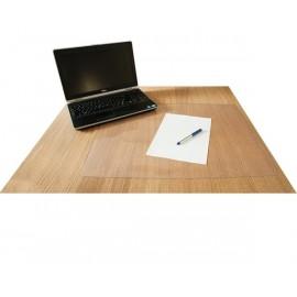 Psací podložka 50x70 na stůl průhledná