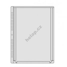 Zakládací obal A4 na katalogy s euroděrováním JUMBO