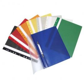 Rychlovazač plastový, eurozávěs, A4 (mix barev)
