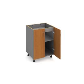 Kuchyňská skříňka Hobis KUDD 60 D spodní dřezová