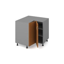 Kuchyňská skříňka Hobis KUDD 90 RL rohová levá spodní