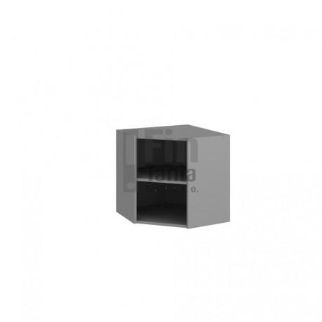 Kuchyňská skříňka Hobis KUH 60 R rohová horní