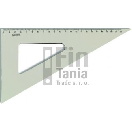 Trojúhelník 60°/250 transparent.