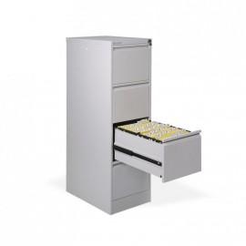 Office Pro RGD 14 E kartotéka kovová 4 zásuvková