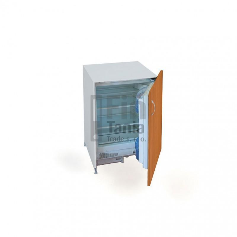 Lednice Hobis KUDD 90 CHP pravá, Barva dveří Olše Office Pro 070720500