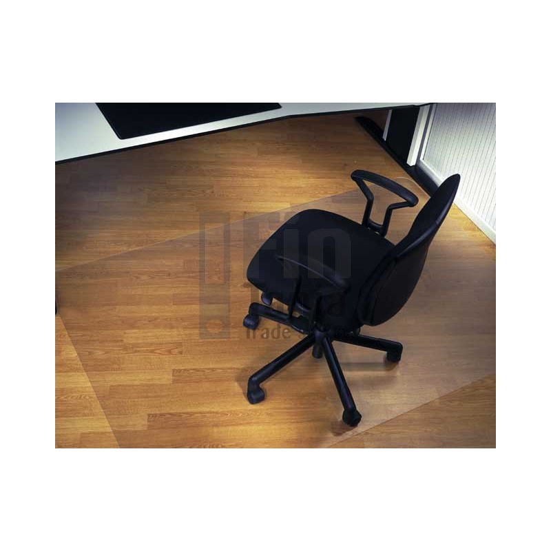 podložka pod židli Polykarbo na podlahu - 120 x 90 cm POLYKARBO 073707800 podložky pod nábytek
