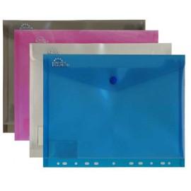 Desky s drukem A4 a euroděrováním mix barev