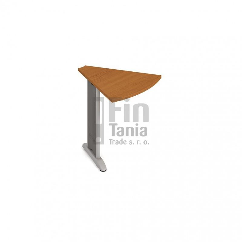 Stolová spojovací deska Hobis Cross CP 451, Typ podnože RM 100, Barva nohou černá, Barva stolové desky Akát, Barva trnože v barvě stolové desky 099035000