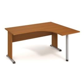 Psací stůl Hobis Proxy PE 60 levý - 160 x 120