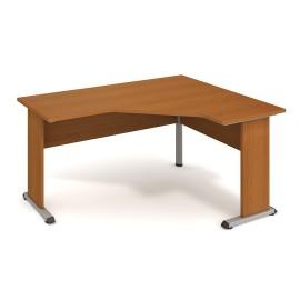 Psací stůl Hobis Proxy PEV 60 levý - 160 x 120