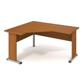 Psací stůl Hobis Proxy PEV 60 pravý - 160 x 120