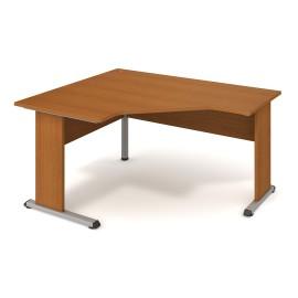 Psací stůl Hobis Proxy PEV 80 pravý - 160 x 120