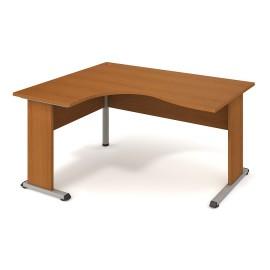 Psací stůl Hobis Proxy PE 2005 pravý - 160 x 120