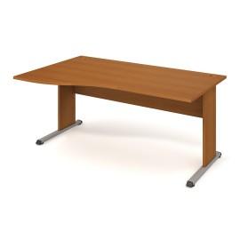 Psací stůl Hobis Proxy PE 1000 pravý - 180 x 100