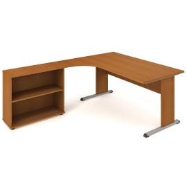 Psací stůl Hobis Proxy PE 1800 H pravý - 180 x 200