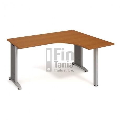 Psací stůl Hobis Flex FE 60 L - 160 x 120