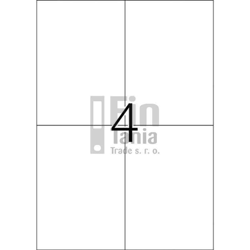 samolepicí etikety Print 105 x 148 b3604330d31