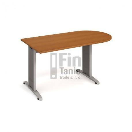 Psací stůl kancelářský Hobis Flex FP 1600 1 jednací