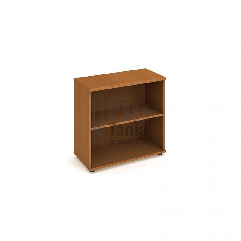 Skříň ke stolu Hobis SP 80 40 - 80 x 40, Barva korpusu Ořech Office Pro 099200900 Policové skříně