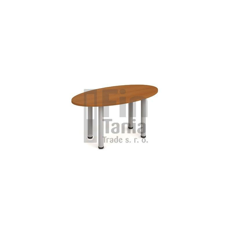 Konferenční stůl Hobis KS 1200 R - 120 x 60, Barva stolové desky Akát Office Pro 099221000 Jednací stoly