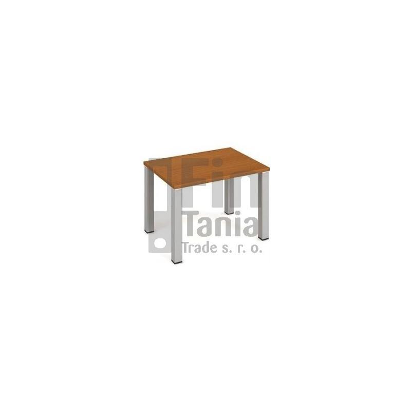 Konferenční stůl Hobis KS 800 - 80 x 60, Barva stolové desky Olše, Barva podnoží Šedá Office Pro 099222000 Jednací stoly