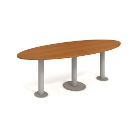 Stůl jednací HOBIS JS 2400 C - 240 x 90