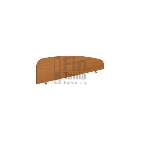 Stolový paravan Hobis PA 1400 H, 135 x 40 cm