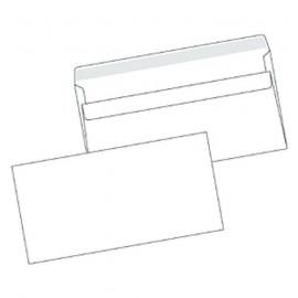 Obálky DL samolepicí přehybové/ 1000 ks