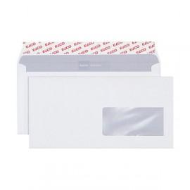 Obálky ELCO-DL se samolepicí páskou s oknem » vpravo/ 500 ks