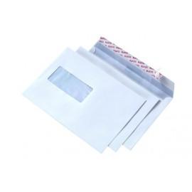 Obálky ELCO-C5 se samolepicí páskou s oknem « vlevo/ 500 ks
