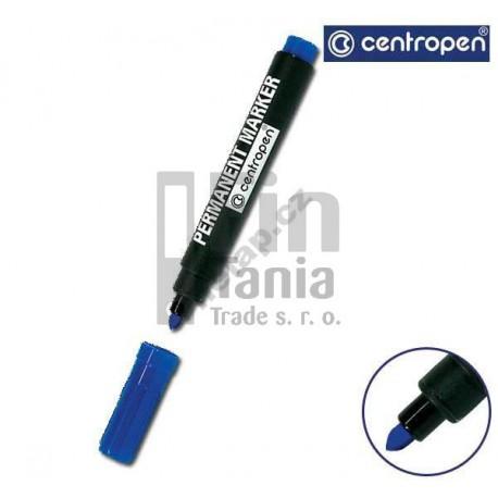 Značkovač CENTROPEN 8566 permanentní (4 barvy)