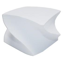 Poznámkový bloček - vrtule 8,5 x 8,5 x 5 cm