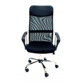 Kancelářská židle - křeslo MERENGE černá