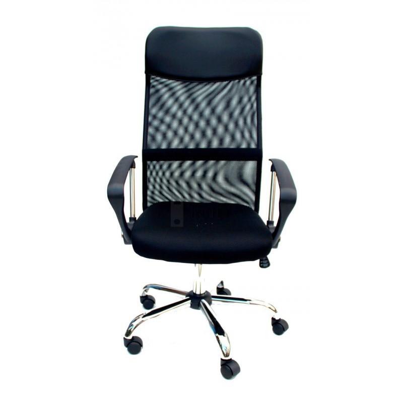 Kancelářská židle - křeslo MERENGE černá 073306300 Kancelářské židle a křesla