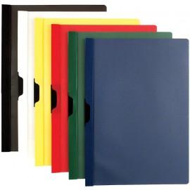 Desky s kovovým klipem A4, modrý