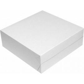 Dortová papírová krabice 29x29x10 cm