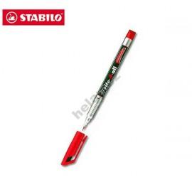 Popisovač Stabilo Write-4-all 146 (2 barvy)